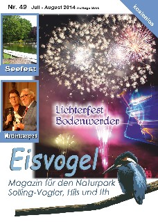 Eisvogel-Magazin Nr. 49 -Juli-August 2014