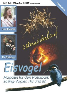 Eisvogel-Magazin Nr. 65 - März-April 2017