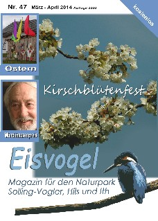 Eisvogel-Magazin Nr. 47 - März-April 2014